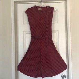 Lindy Bop polkadot dress